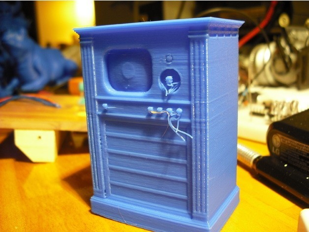 edacd1fff600fcf7109f3b00b6eeee72_preview_featured.jpg Download free STL file Old TV • Design to 3D print, pumpkinhead3d