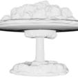 Fichier 3D Lampe à LED de bombe atomique, pumpkinhead3d