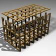 Capture d'écran 2018-04-03 à 16.42.29.png Download free STL file Electronics Cage • 3D printing design, pumpkinhead3d