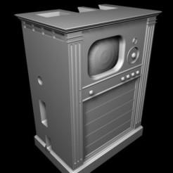 Download free 3D printing designs Raspberry PI CASE, pumpkinhead3d