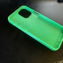 IMG_0429.JPG Télécharger fichier STL gratuit Mini-case IPhone 12 • Objet pour impression 3D, richardnuetzel