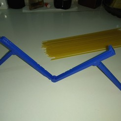 Download free 3D print files Spaghettiometer / Spaghettometer, josemagir