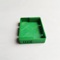 Download free 3D print files En-el 15 Battery with full and empty indicator, pacoserrano91