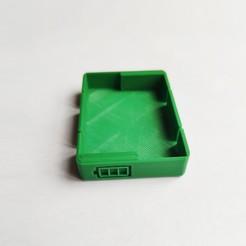 IMG_20190130_094445.jpg Télécharger fichier STL gratuit En-el 15 Pile avec indicateur de plein et de vide • Modèle à imprimer en 3D, pacoserrano91