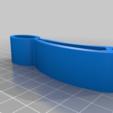 Download free 3D printer designs Fat man phone holder, fuco