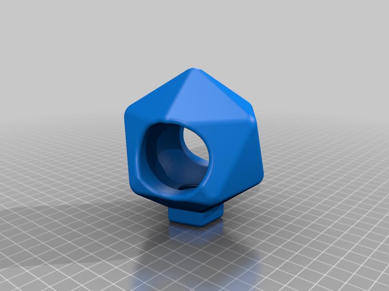 head.png Télécharger fichier STL gratuit Casse-Noisette Phage • Objet pour impression 3D, fuco