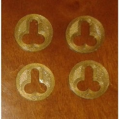 Free STL Caddie coin, Burki2512
