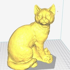 Download free 3D printer designs Katze, Burki2512