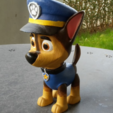 Download free STL file Chase (Paw Patrol) • 3D printer template, acriaos
