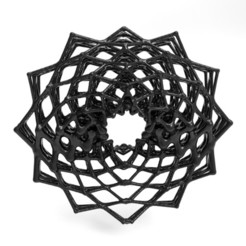 STL files Lattice Star, JoaquinMartinoia