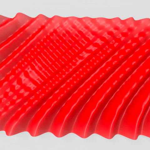 STL file Parametric Surface, JoaquinMartinoia