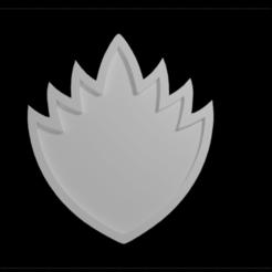 devastating badges 3D model, Daryl94