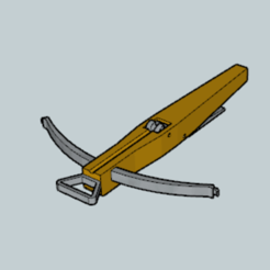 Download free STL file Mini Cross Bow, Imura_Industry