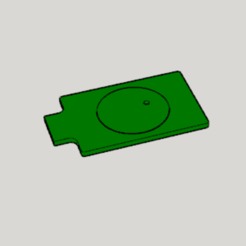 XYZ Da Vinci Jr series filament NFC card.png Download free STL file XYZ Da Vinci Jr series filament NFC card • 3D printable template, Imura_Industries