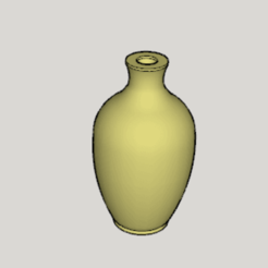 Free 3d printer designs Vase, Imura_Works_FR
