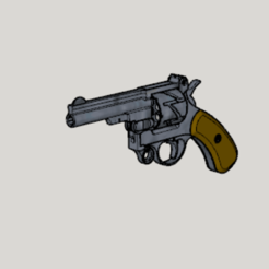 Mauser C78 10.6mm (3D Print Kit Toy Gun).png Download free STL file Mauser C78 10.6mm (3D Print Kit Toy Gun) • 3D printable template, Imura_Industries