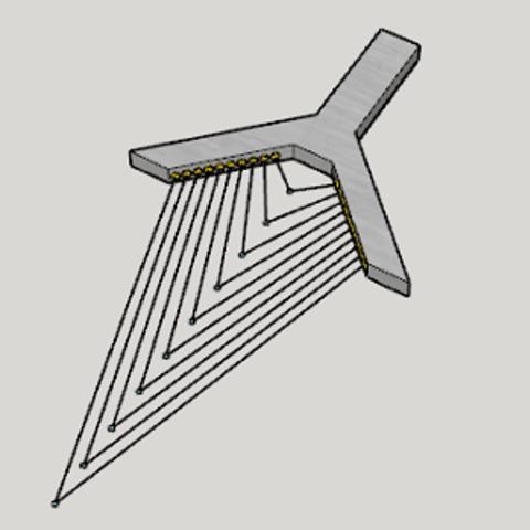 Free STL file Plasma Laser Hologram Sword, Imura_Works_FR
