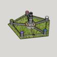 Download free 3D printer designs Zero no Tsukaima Torisutein Magic School, Imura_Industry_FR