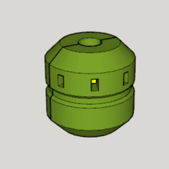 Download free 3D printer model DaVinci Jr Oil Tank V2.0, Imura_Industry
