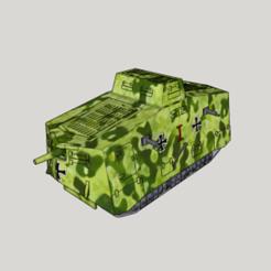 Télécharger modèle 3D gratuit A7V Etui à Tissus, Imura_Industry