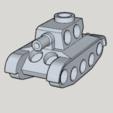Télécharger objet 3D gratuit Airsoft Only Tank Type 7mm Capuchon Cible de 7mm, Imura_Industry_FR