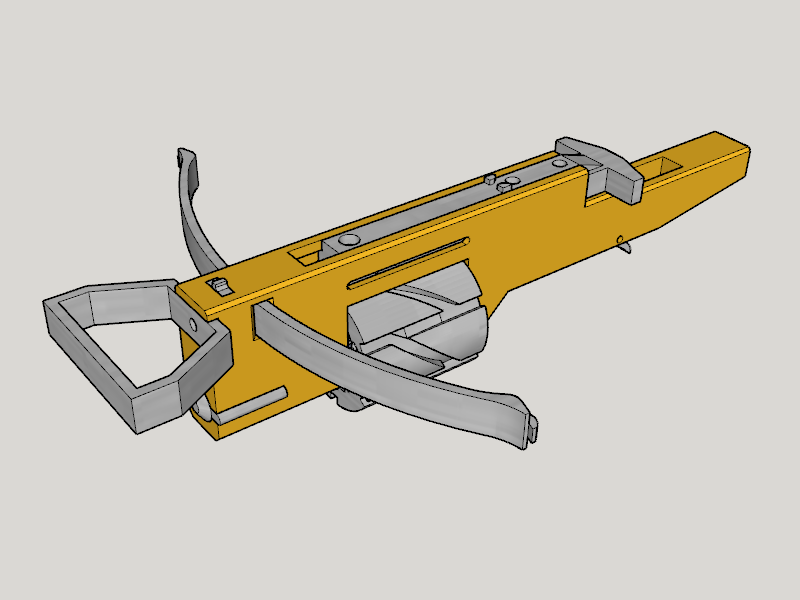 Zig Zag Revolver Cross Bow V1.0 (3D Print Kit Bow).png Télécharger fichier STL gratuit Revolver Zig Zag Cross Bow V1.0 (Kit d'impression 3D Bow) • Design pour impression 3D, Imura_Industries
