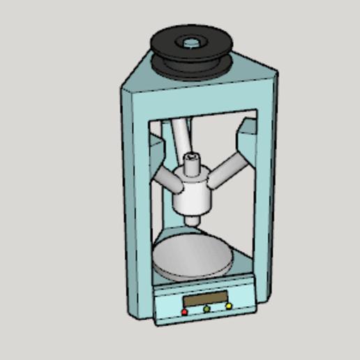 Télécharger fichier STL gratuit Imprimante Delta Type 3D • Plan pour imprimante 3D, Imura_Industries