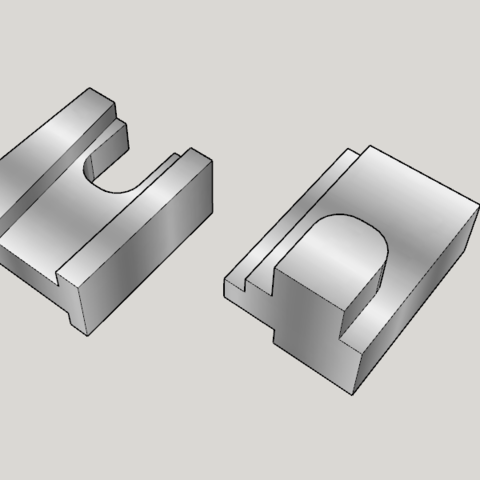 Free 3D printer model Japan Milling Machine Grade 2 License Examination 3D Model Teaching Material, Imura_Industry_FR