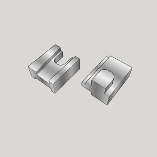 フライス盤2級 技能検定研究用3Dモデル教材.png Télécharger fichier STL gratuit Matériel didactique pour l'examen de licence de fraiseuse japonaise de grade 2 pour l'enseignement du modèle 3D • Plan pour imprimante 3D, Imura_Industries