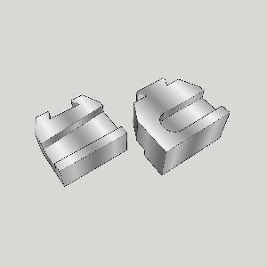 フライス盤1級 技能検定研究用3Dモデル教材.png Télécharger fichier STL gratuit Matériel didactique pour l'examen de licence de machine à fraiser japonaise de niveau 1 pour l'examen du modèle 3D • Design imprimable en 3D, Imura_Industries