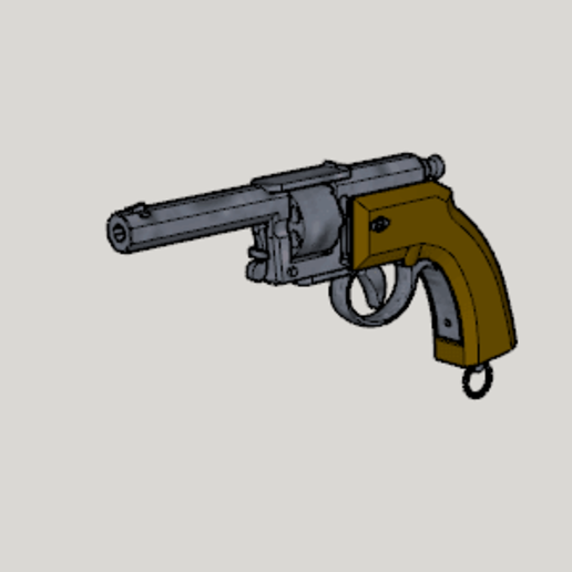 Dreyse M1850 11mm (3D Print Kit Toy Gun).png Download free STL file Dreyse M1850 11mm (3D Print Kit Toy Gun) • 3D printable object, Imura_Industries