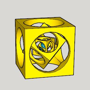 Magical Square.png Download free STL file Magical Square • 3D printable model, Imura_Industries