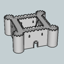 Download free STL file Fort, Imura_Industry