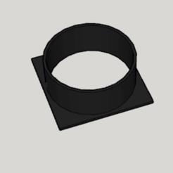 DaVinci Jr Ventilation Opening.png Download free STL file DaVinci Jr Ventilation Opening • Object to 3D print, Imura_Industries
