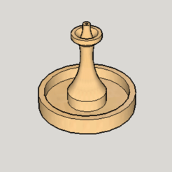 Download free 3D printing templates Fountain, Imura_Industry