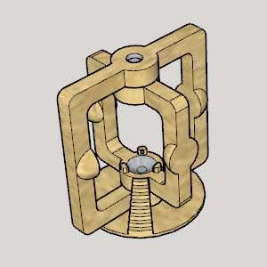 Star Ocean 3 Planet Stream Time Gate.png Download free STL file Star Ocean 3 Planet Stream Time Gate • 3D print object, Imura_Industries