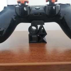 IMG_20201003_140417.jpg Download STL file PS4 Dualshock 4 Stand • 3D print object, Uppergrade