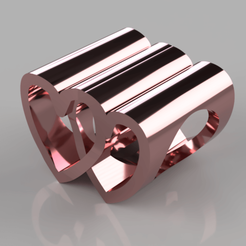 Download free STL file Pandora bead bracelet • 3D printable model, electroguyco