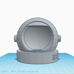 Télécharger modèle 3D gratuit Casque d'astronaute, Raulbaeza15