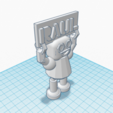 robot 2.png Download free STL file Robot Raul • Template to 3D print, Raulbaeza15