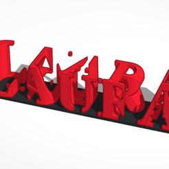 Free 3D model Laura-Guapa, Raulbaeza15