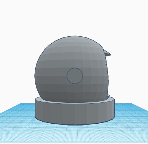 jdngj.png Download free STL file Astronaut Helmet • 3D print model, Raulbaeza15