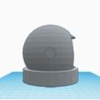 Free 3d model Astronaut Helmet, Raulbaeza15