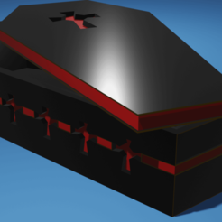 Coffin.png Download free STL file Coffin • 3D printing object, kfels88