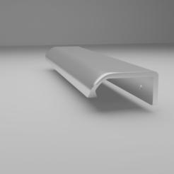 1.png Download free STL file IKEA Handle Billsbro • Object to 3D print, kfels88