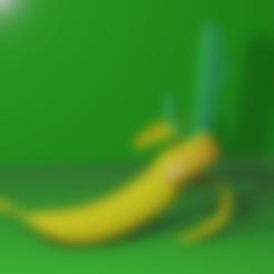Download 3D printer templates Banactus (Banana and Cactus), kfels88