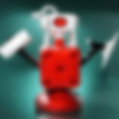 K-Monster.stl Download free STL file K-Monster-2 • Object to 3D print, kfels88