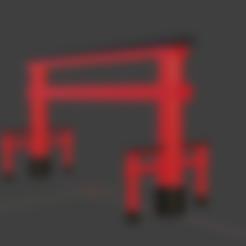 Download free STL file Torii Gate • 3D printer object, kfels88