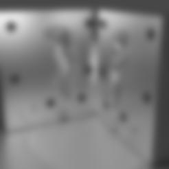 hulse.png Download STL file P-Spot Dildo Moulds • 3D printer template, kfels88