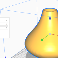 Download free 3D printing templates Vase - simple, kfels88